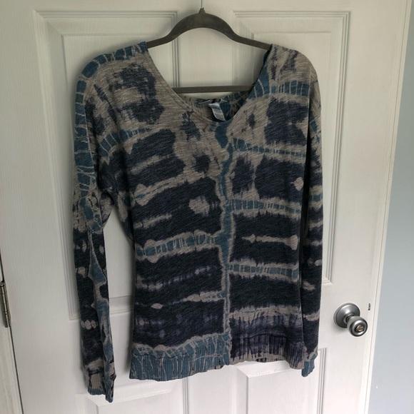 Hard Tail Tops - Hard Tail slouch back sweatshirt